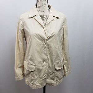 Gap Two Button Front Jacket Small